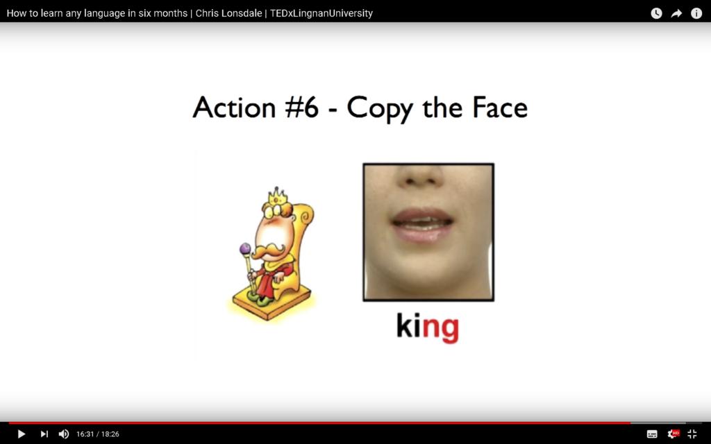Copy the Face