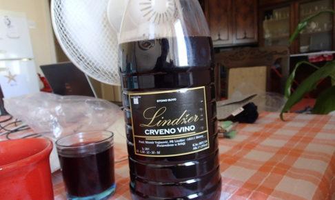 црвено вино